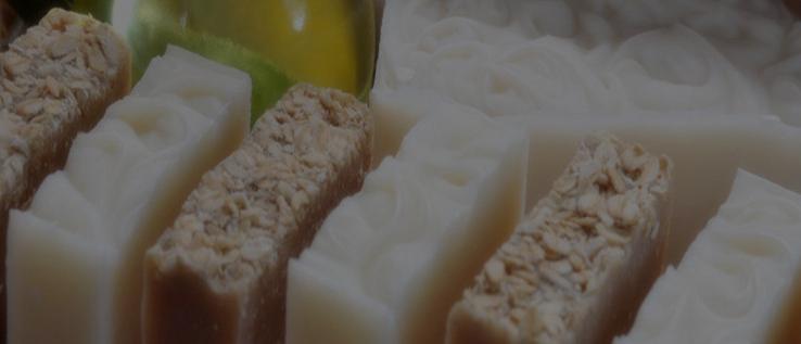 Cosmetica Pedroches - Banner jabones exfoliantes - Los Pedroches