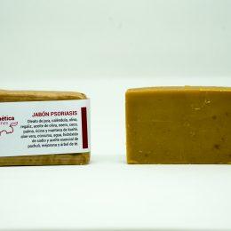 Jabón natural Psoriasis