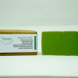 Jabón de Laurel para heridas y grietas