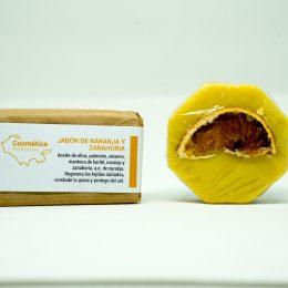 Jabon de Naranja y Zanahoria