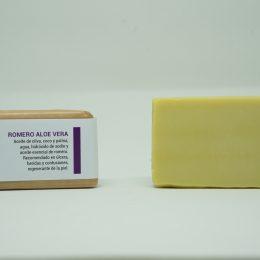 Jabón de romero - aloe