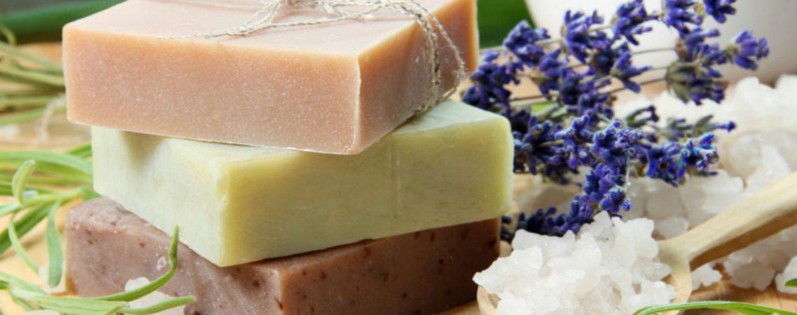 Beneficios del jabon artesanal