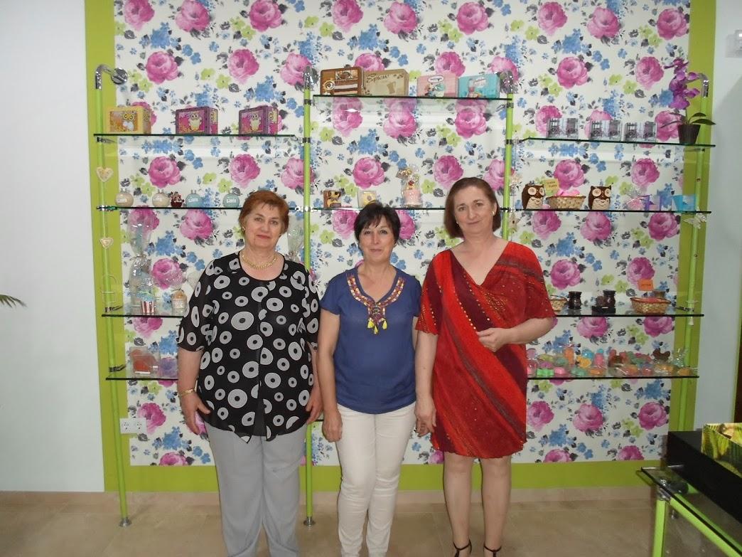 Propietarias de Cosmetica Pedroches en Pozoblanco