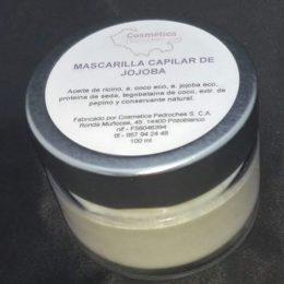 Mascarilla Capilar regenerante. Regula la grasa y la caida estacional de cabello.
